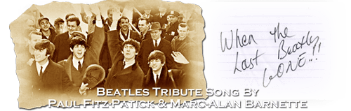 When The Last Beatles Gone